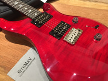 PRS S2 Custom 24 Scarlet Red