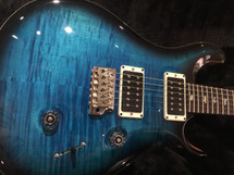 PRS Paul Reed Smith CU24 Custom Color Blue Abalone Non 10 Top