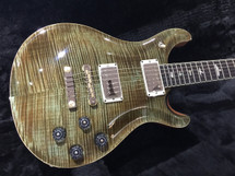 PRS Paul Reed Smith McCarty 594 Mash Green 10 Top with Matching Stain Neck