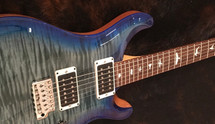 PRS Paul Reed Smith CE 24 Custom Color Trampas Blue Burst