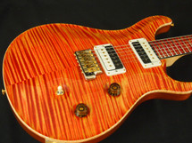 Preowned PRS Paul Reed Smith CU24 Private Stock 2016 Prickly Pear
