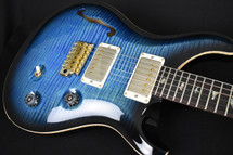PRS Custom 24 Semi Hollow Special Order Blue Jean Burst