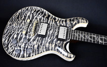 PRS PS 7136 Hi-Contrast Charcoal 594 Revolve Inlay