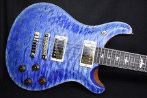 PRS Wood Library 594 Satin Faded Blue Jean Rosewood Neck