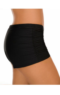 Eco Shirred Side Boyshort