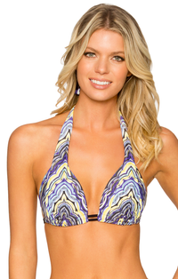 Del Mar Halter Top