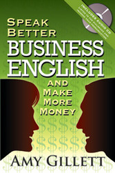 Business English - here&#039;s a great way to improve your Business English - it&#039;s our latest Business English book and it will have you speaking better English at work!