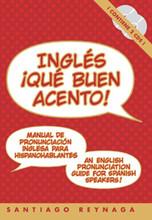Ingles Que Buen Acento front cover