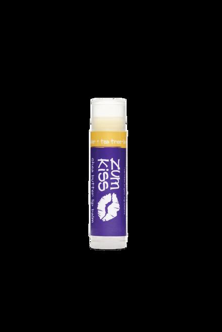 Tea Tree Lavender Zum Kiss Stick Shea Butter Lip Balm Indigo Wild