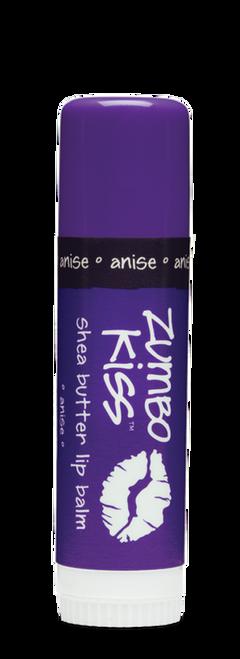 Anise Zumbo Jumbo Kiss Stick Shea Butter Lip Balm Indigo Wild