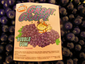 "Great Grape Dubble Bubble Gumballs 1""  1 lb"