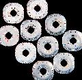 Brake Banjo Washer, 10mm Aluminum 10 pack, 49005