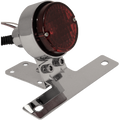 """Classic 2 1/4"""" Taillight with License Plate Mount"""
