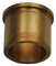 Fat Cylinder Bushing (Brass)