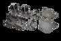 58-64 Impala Air Bag Brackets (set)