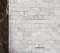 """Grotte Blanc is a beautiful split face stone, used in many wall covering applications including fireplaces, feature walls, and backsplashes.  1 x 2"""" Tiles"""