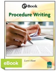 Procedure Writing eBook