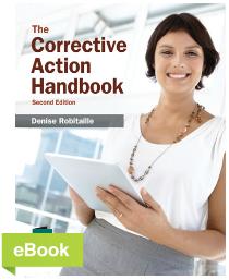 The Corrective Action Handbook eBook