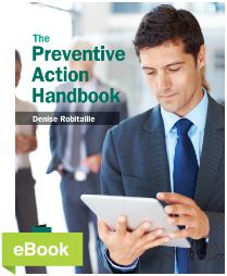 The Preventive Action Handbook eBook