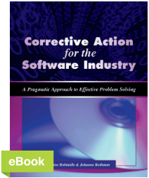 Corrective Action for the Software Industry eBook