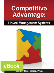 Competitive Advantage: Linked Management Systems eBook