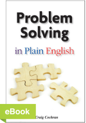 Problem Solving in Plain English eBook