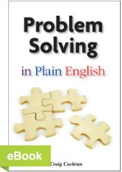 Problem Solving in Plain English eBook