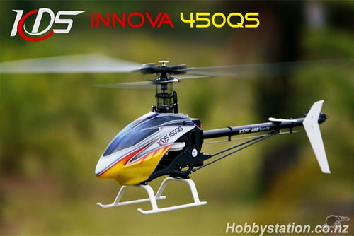2017 KDS innova 450QS 3D RC helicopter