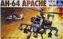 Italeri 159 1/72 AH-64 Apache Helicopter