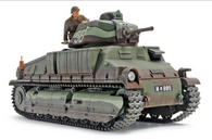 Tamiya 1/35 French Medium Tank SOMUA S35