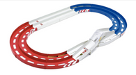 Tamiya Mini 4WD Oval Home Circuit (Two-Level Lane Change) Japan Cup 2016 Limited Edition (Red/White/Blue)