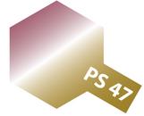 Tamiya PS - 47 Polycarb Spray Iridescent Pink/Gold