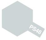 Tamiya PS - 48 Polycarb Spray Semi-Gloss Silver - Anodized Aluminium