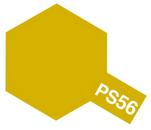 Tamiya PS - 56 Polycarb Spray Mustard Yellow