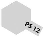 Tamiya PS - 12 Polycarb Spray Silver