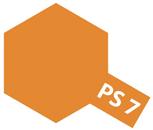 Tamiya PS - 7 Polycarb Spray Orange