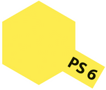 Tamiya PS - 6 Polycarb Spray Yellow