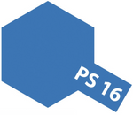 Tamiya PS - 16 Polycarb Spray Metallic Blue
