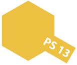 Tamiya PS - 13 Polycarb Spray Gold