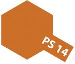 Tamiya PS - 14 Polycarb Spray Copper