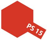 Tamiya PS - 15 Polycarb Spray Metallic Red