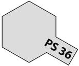 PS - 36 Polycarb Spray Translucent Silver