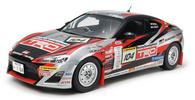 Tamiya 1/24 GAZOO Racing TRD 86 (2013 TRD Rally challenge)
