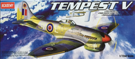 Academy 12466 1/72 Tempest V Fighter