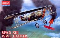 Academy 12446 1/72 SPAD XIII WWI RAF