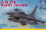 Italeri 188 1/72 F16C/D Falcon
