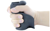 MADE IN USA! Right Hand Overmolded Ergonomic Rear Sniper Pistol Grip