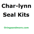 CharLynn 2000 Series STD & Wheel Motor Seal Kit CL-61252