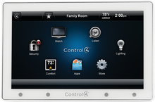 "Control4 7"" In-Wall Touch Screen (White) - C4-TSWMC7-EG-WH"