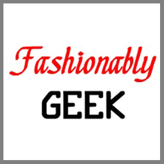 Fashionably Geek loves new wooden bow ties.